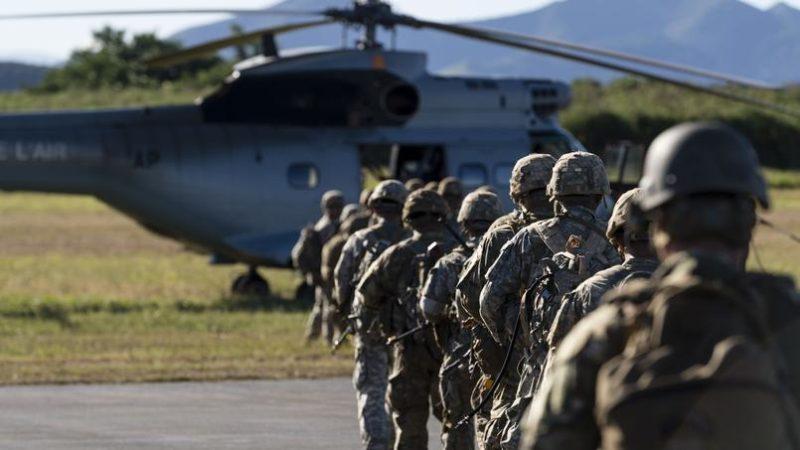 L'armée française prépare des milliers de soldats à un conflit d'ampleur