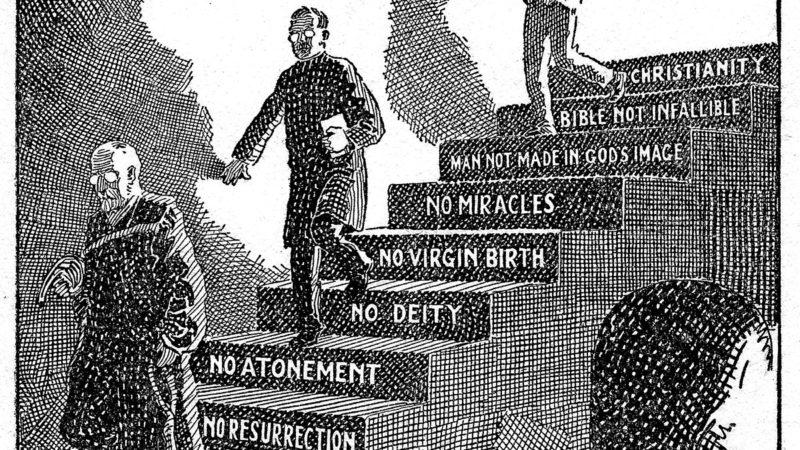 Modernisme ou catholicisme, deux concepts antinomiques de la liberté pour deux religions différentes !