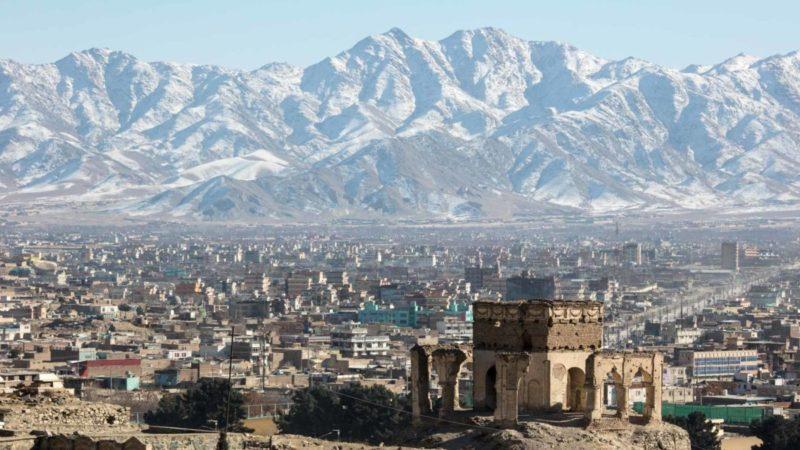 L'histoire de l'Afghanistan