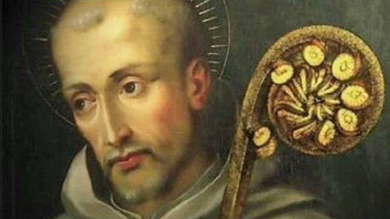 Saint Bernard et le vrai Pape