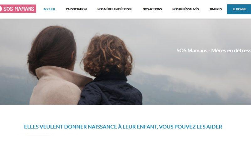 L'action de SOS MAMANS