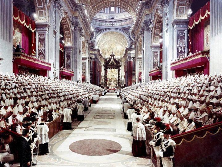 l'Effrayant Concile Vatican II