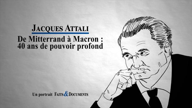 La figure mystérieuse de Jacques Attali