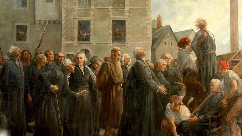 Les bienheureux Martyrs de Laval