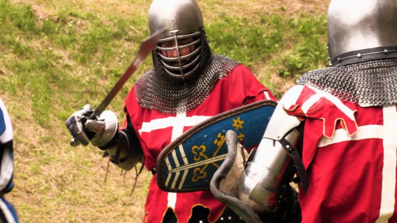 Gladius Sagonensis : Combat Club Médiéval sarthois