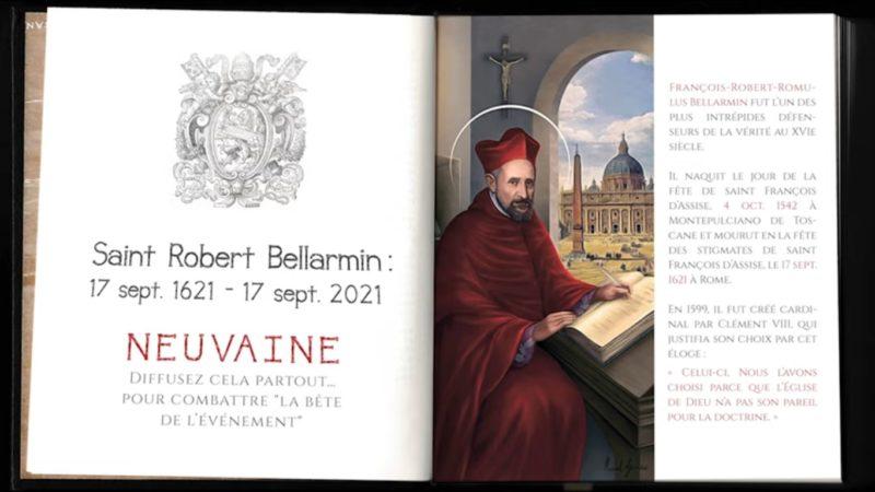 NEUVAINE pour combattre « la bête de l'événement » qui persécute l'Église et la France !