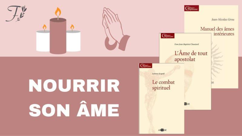 Conseils d'ouvrages spirituels – Par Thérèse de Femme à part