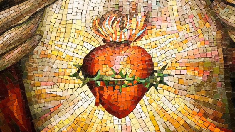 Les promesses du Sacré Cœur à Sainte Marguertie-Marie