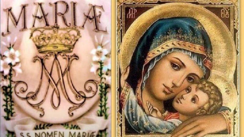 Fête du Saint Nom de Marie