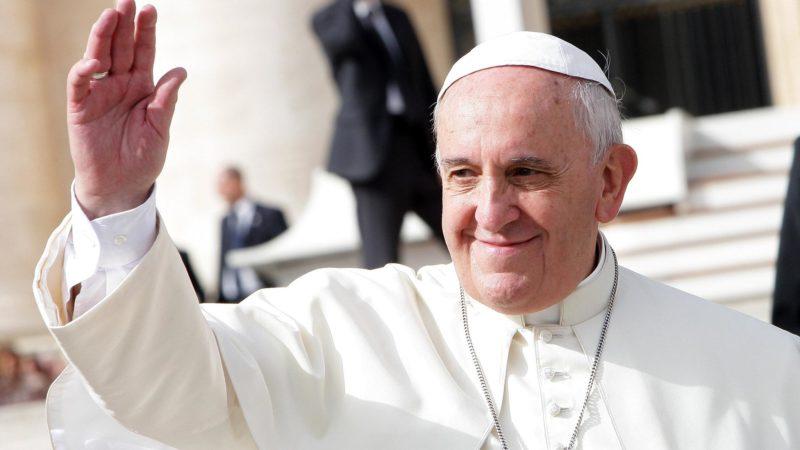 Les imposteurs : Jose Bergoglio (2013-)