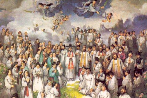 Corée du Sud: les restes des premiers martyrs catholiques authentifiés